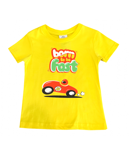 Born to be fast t-shirt (kids)