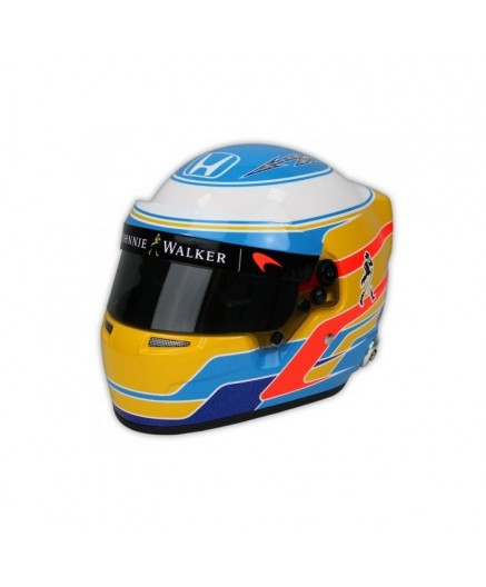Mini Casco McLaren Honda 2017