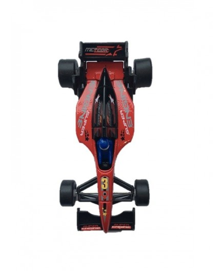 F1 Car toy (metal)