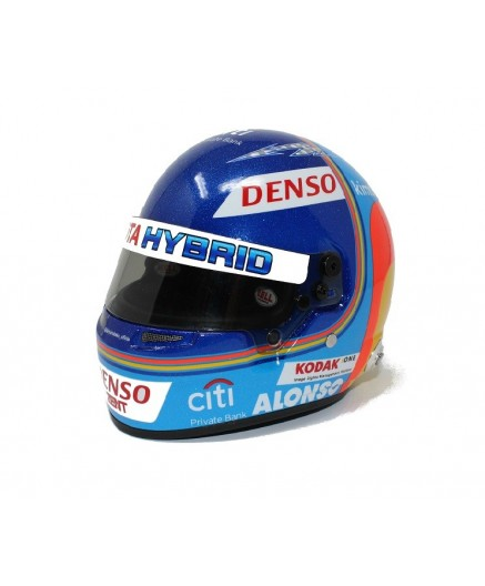 Mini Casco Toyota WEC 2018