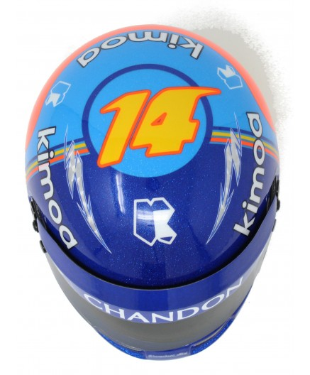 Mini Casco McLaren Renault