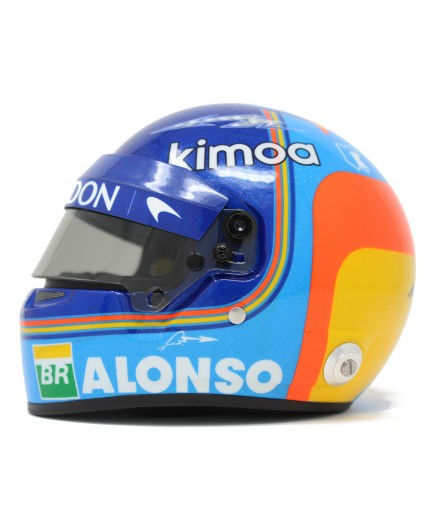 Mini Casco McLaren Renault-2018