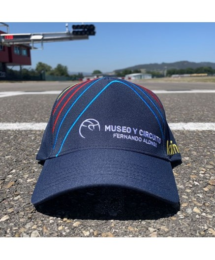 MUSEO Y CIRCUITO CHILD CAP BY KIMOA