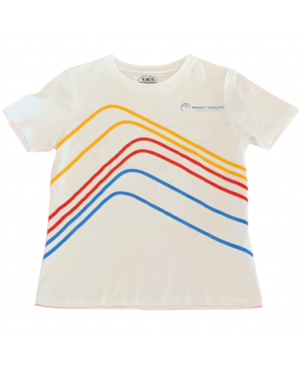 GRAPHIC DESIGN T-SHIRT MUSEO Y CIRCUITO FA BY...