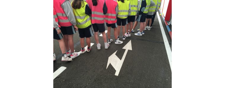 School season is over and our road safety courses with it!