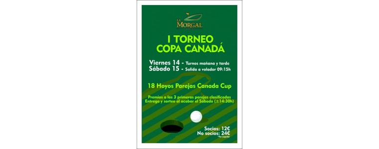 Canada Stableford cup in La Morgal Golf